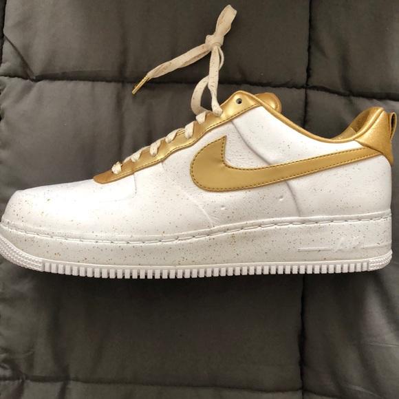 nike air force 1 denim sneakers, Price: $61.00 Air Jordan